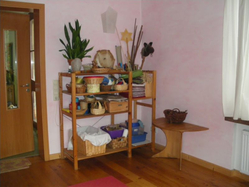 Raumgestaltung des waldorfkindergartens rostock for Raumgestaltung schule